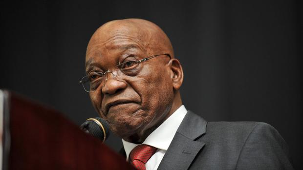 Constitutional Court of South Africa – President Jacob Zuma Details